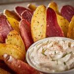 COVID-19 potato sales trends