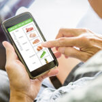 Online ordering is gaining usage and trust!